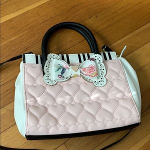 New Betsey Johnson purse